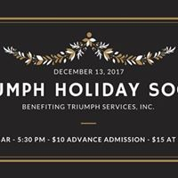 Triumphs Holiday Social