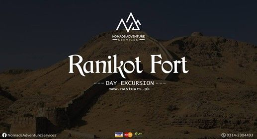 Day Excursion  Worlds largest Fort Ranikot