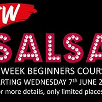 New Salsa Course