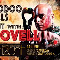 Hoodoo Dolls with Shovell - Club Horizont 24.06.2017