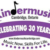 Kindermusik Cambridge 30th Anniversary Party