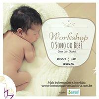 WorkShop - O sono do beb