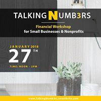 Talking Numb3rs Financial Workshop