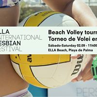 Torneo de Volei en la playa Ella  Ella Beach Volley tournament