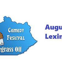 Laugh Your Bluegrass Off Comedy Festival