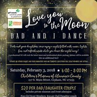 Love You to the Moon Daddy and I Dance