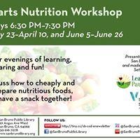 Food Smarts Nutrition Workshop