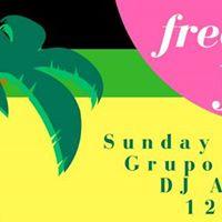 Free Fun in June Grupo Rompe and DJ Angel