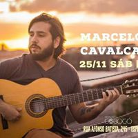 Marcelo Cavalcante no Espao Cobog