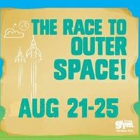 Race to Outer Space - Summer Camp (ages 3-8)