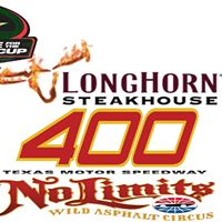 Longhorn steakhouse 400 at texas motor speedway fort worth for Texas motor sports killeen tx
