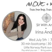 MOVE  Meditate 8.0  Train Your Body Train Your Mind