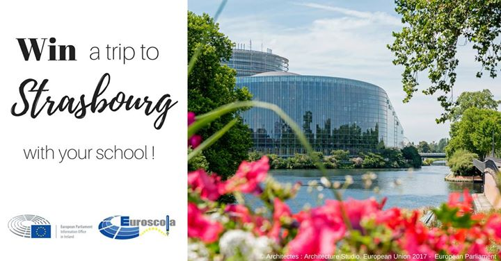 Video competition-Win a trip to Strasbourg