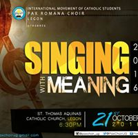 singing with meaning pax choir ug at st thomas aquinas catholic church legon campus accra. Black Bedroom Furniture Sets. Home Design Ideas