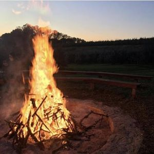 Annual Hayride and Bonfire