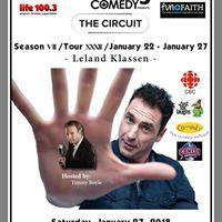 The Circuit Comedy Tour - Brantford