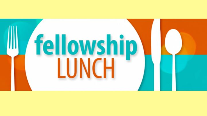 Image result for fellowship lunch at church pic