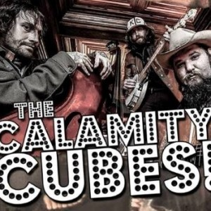 The Calamity Cubes (US) - concert Missy Sippy