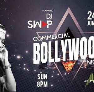 Commercial Bollywood Night feat. DJ SWAP