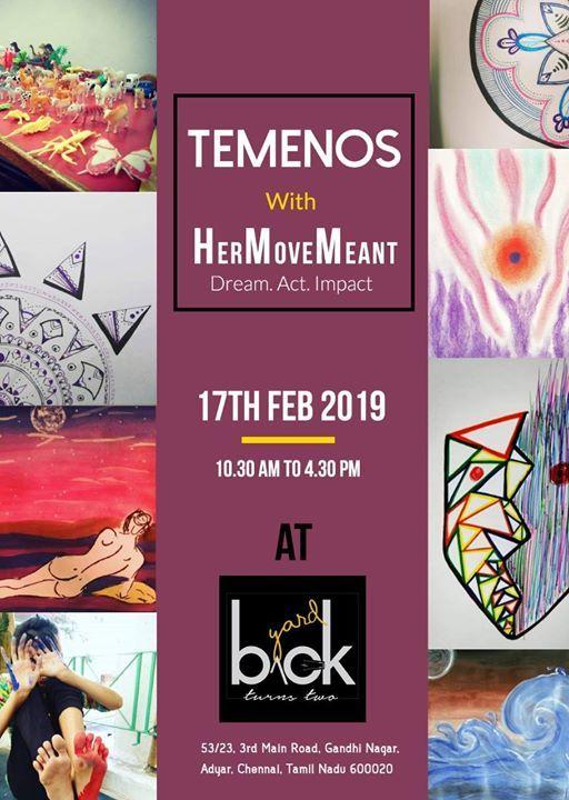 Temenos - Expressive Art Therapy