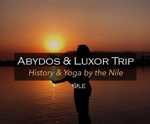 Weekend Getaway - Abydos & Hilton Luxor