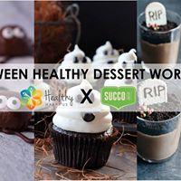 Healthy Dessert Workshop Halloween Edition