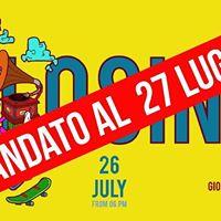 TAMLA  Summer Closing Party  gioved 27 luglio