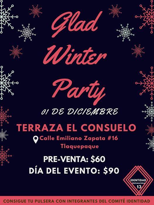 Glad Winter Party P13 2018 At Terraza El Consuelo Oficial16