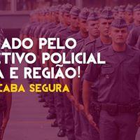 Assinar Abaixo-Assinado Virtual por mais policiais em Sorocaba