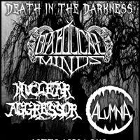 Diabolical Minds - Nuclear Aggressor - Calumnia Sottosopra Pub
