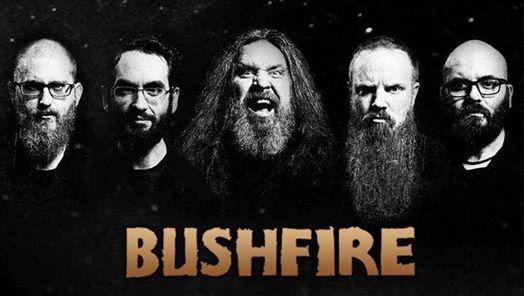 Bushfire & Elephant Messiah City Club Augsburg (Heavy Fuzz)