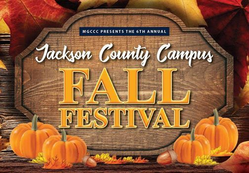 Jackson County Campus Fall Festival At Mgccc Jackson County