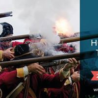 May Bank Holiday With The Sealed Knot