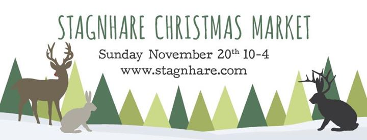 3rd Annual Stagnhare Christmas Market