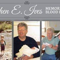 5th Annual Stephen E. Ives Memorial Blood Drive