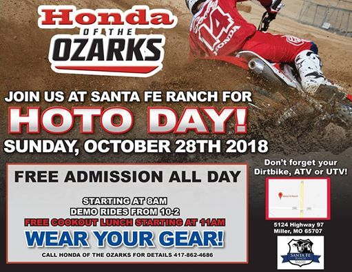 Honda Of The Ozarks >> Hoto Day At Honda Of The Ozarks Springfield