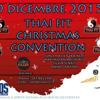 Thai fit christmas convention at piscina dds settimo - Piscina settimo milanese ...