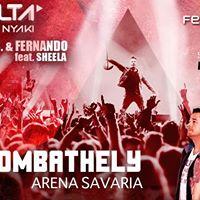 DELTA - Februr 10. (sz) - Szombathely Arena Savaria