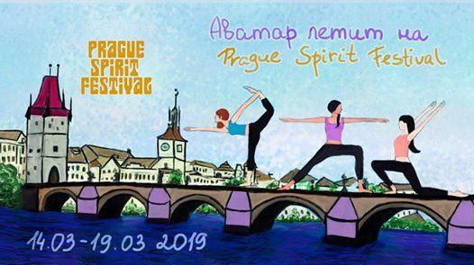 Avatar goes Prague Sprit Festival
