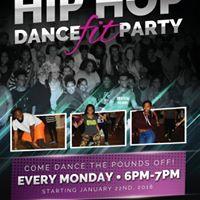 Hip Hop Dance Fit Party