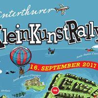 KleinKunstRallye Winterthur
