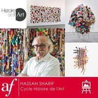 Cycle Histoire de lArt Hassan Sharif