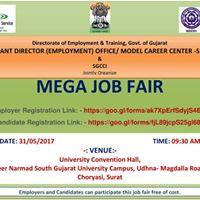 Mega Job Fair 2017
