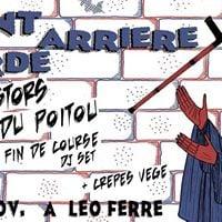 Avant Arrire-Garde  wStratocastors Dragon du Poitou ITT