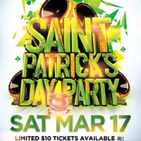 St Patricks Day at Adelaide Hall  Saturday March 17