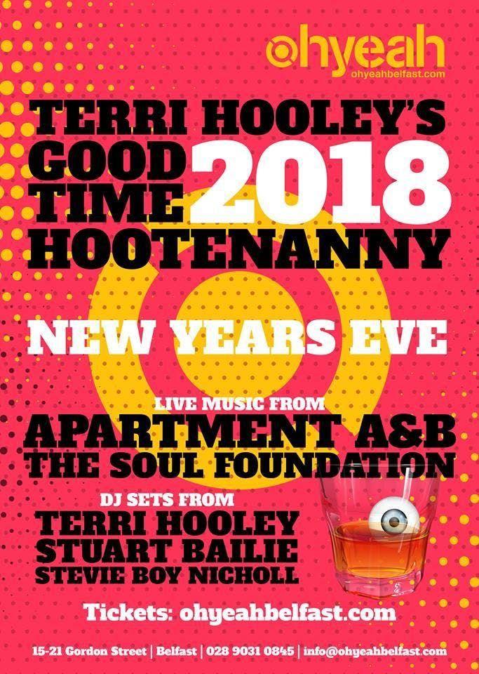Terri Hooleys Good Time Hootenanny