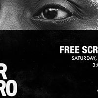 I am Not Your Negro Screening w WAKE UP