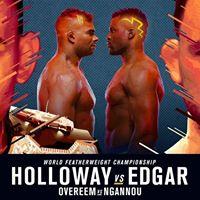 UFC 218 at The Hamo