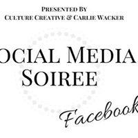 Social Media Soiree - Facebook