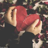 Broken heart Adult Grief and Loss Support Group